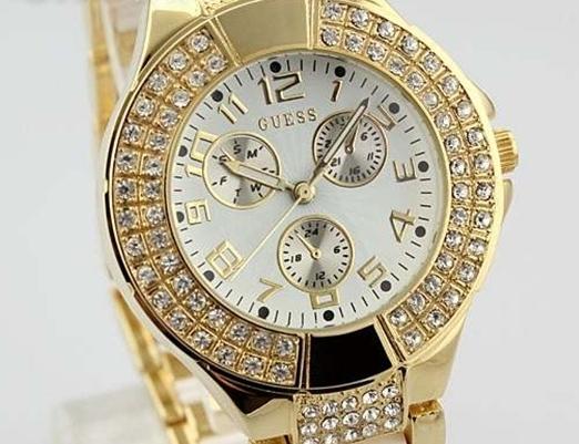 Predám luxusné hodinky Guess - bazar - MAXbazar.sk 178f8a1577a