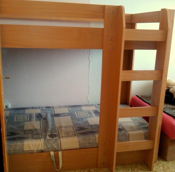 725f94d3fb30 Predám Poschodovú posteľ - Ostatný nábytok - bazar - MAXbazar.sk