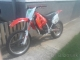 Honda CR 250 cross