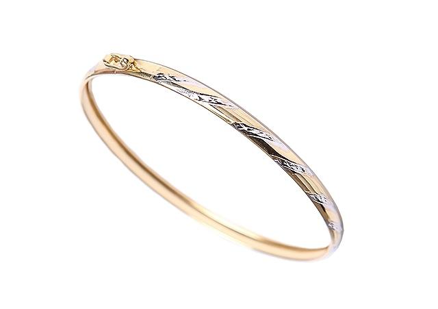 Meravý zlatý dámsky náramok KORAI - Šperky - oblečenie - bazar ... efd1d5de5f7
