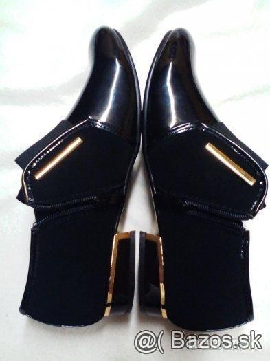2132b0ac041bd Predám nové dámske elegantné poltopanky - Dámska obuv - bazar ...