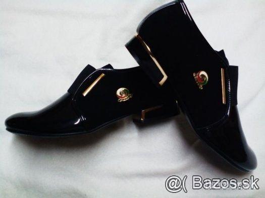 51b3a34a12 Predám nové dámske elegantné poltopanky - Dámska obuv - bazar ...