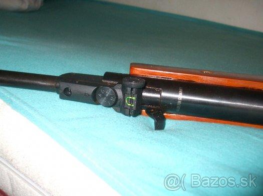 38dce3911 výbornú vzduchovku GERMANY DESIGNED ,kaliber 5,5 mm - Streľba ...