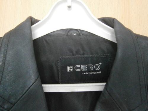 ff0239cff710 Predám dámsky kožený kabát KCERO - Dámske oblečenie - bazar ...