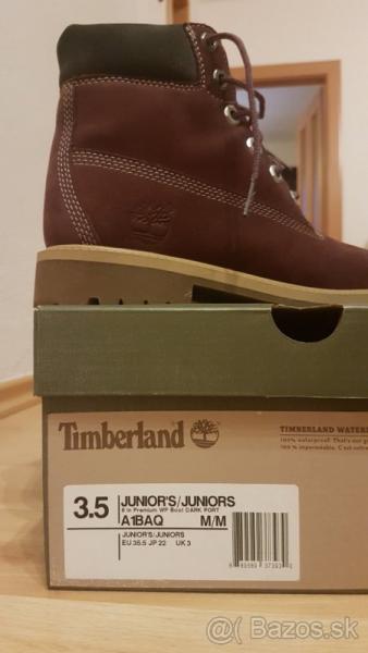 64f577ccd5 Predám dámske topánky zn.Timberland